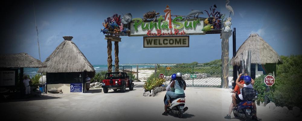 Vacation - Punta Sur, Mexico