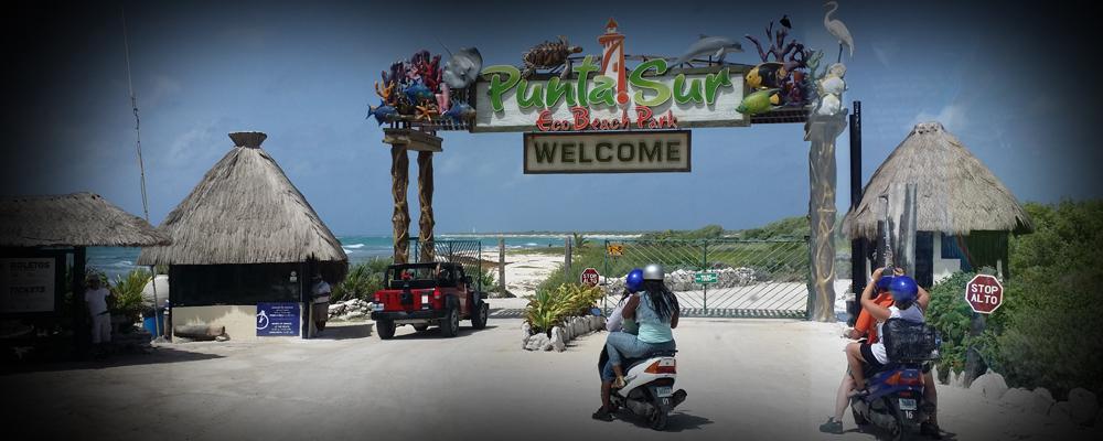 Punta Sur Cozumel, Mexico