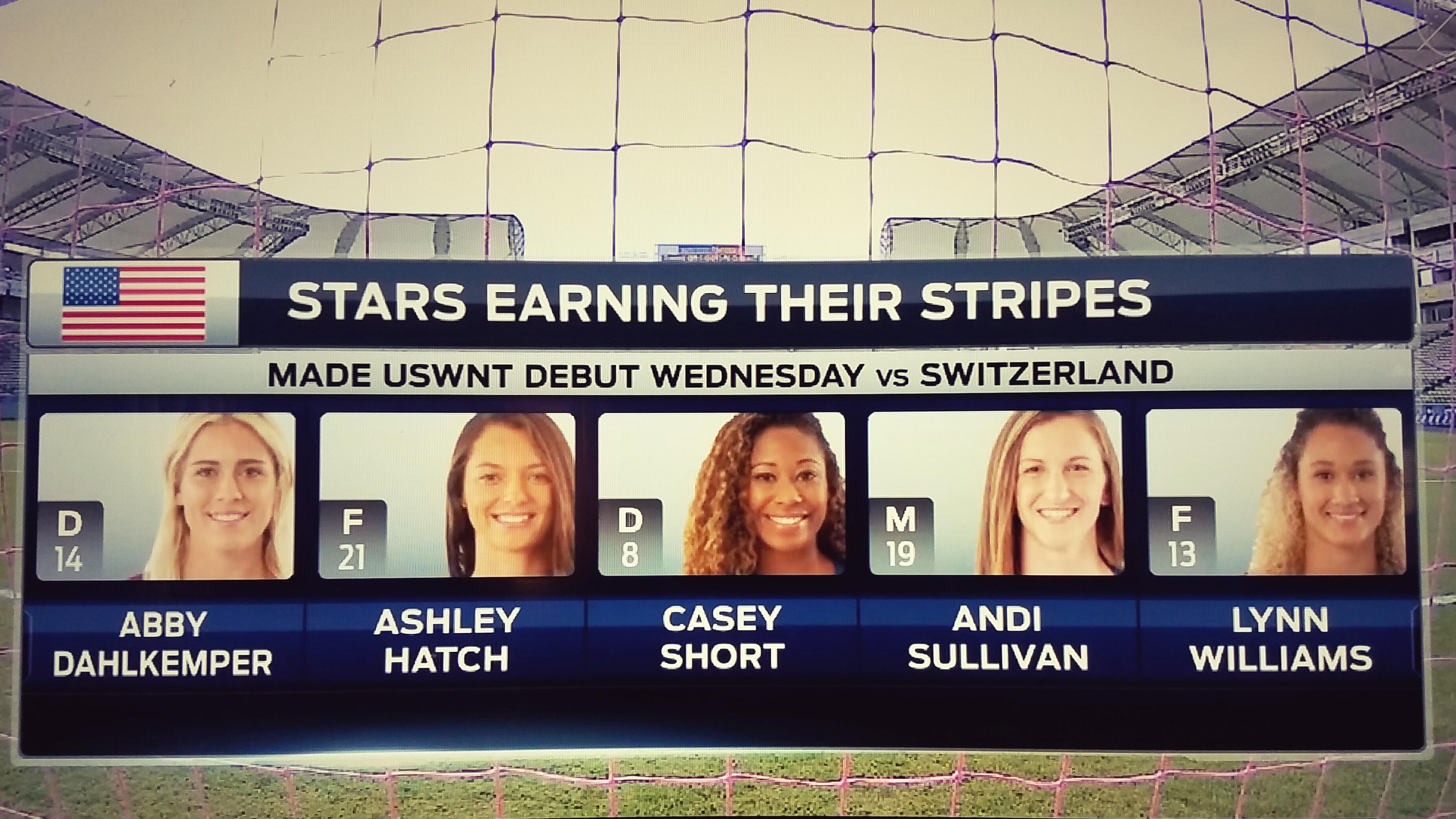 U.S. Women National Team [USWNT]